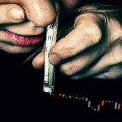 How can you get away from the addiction to forex trading?